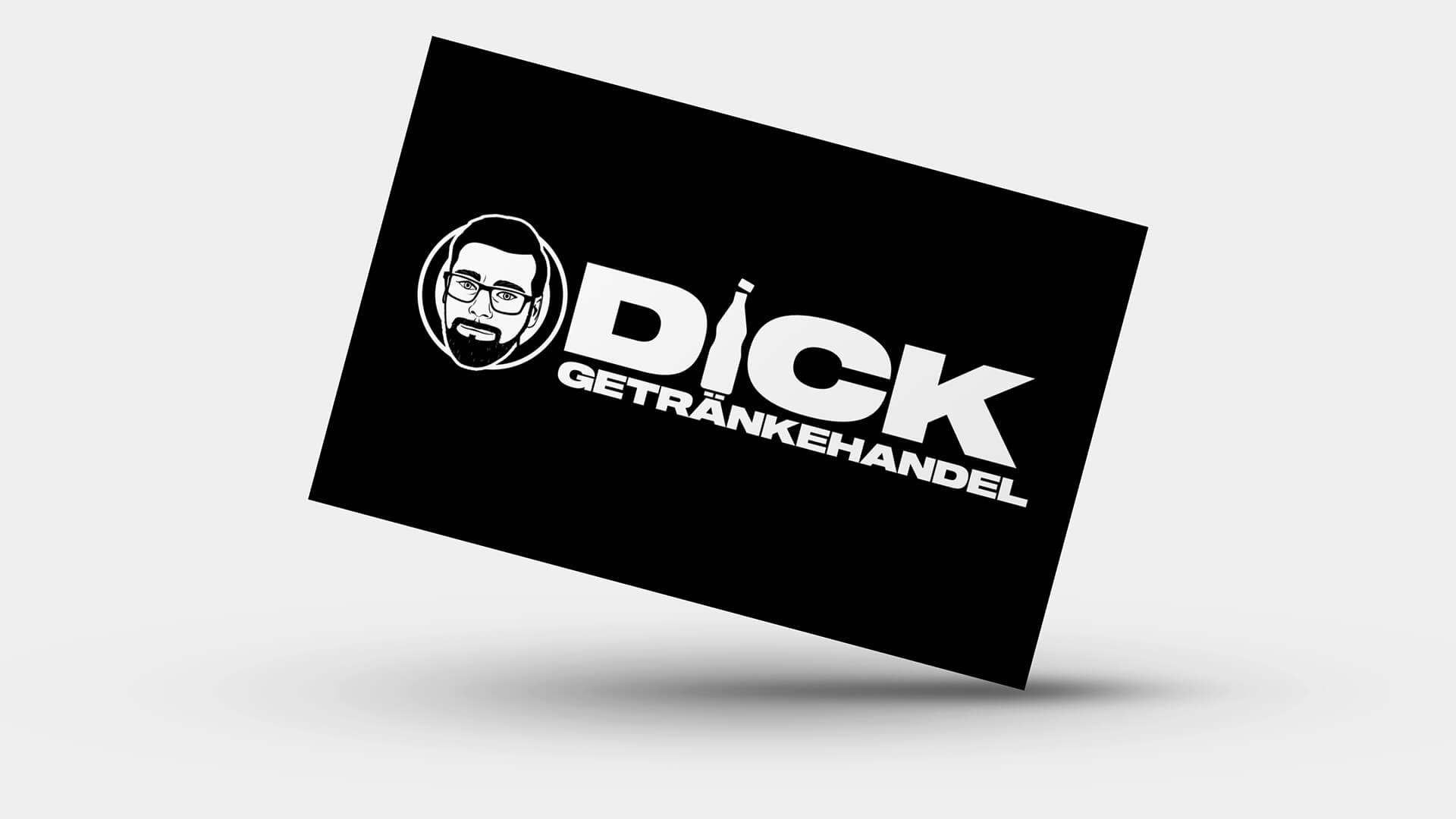 Dick Getränkehandel Logo