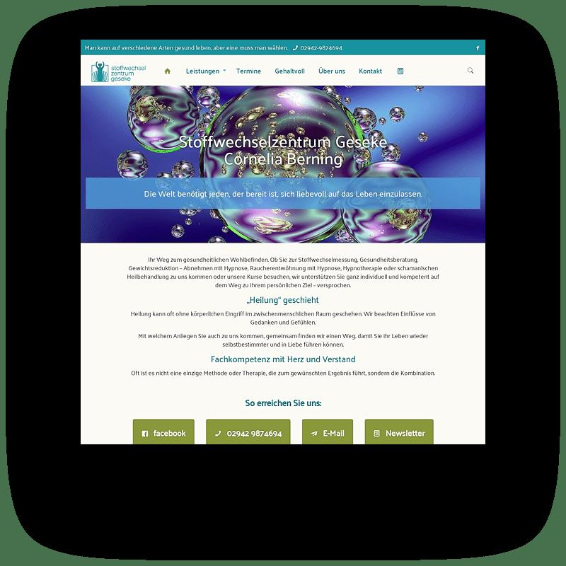 Stoffwechselzentrum Vorschaubild Website
