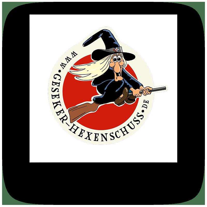 Geseker Hexenschuss Logo