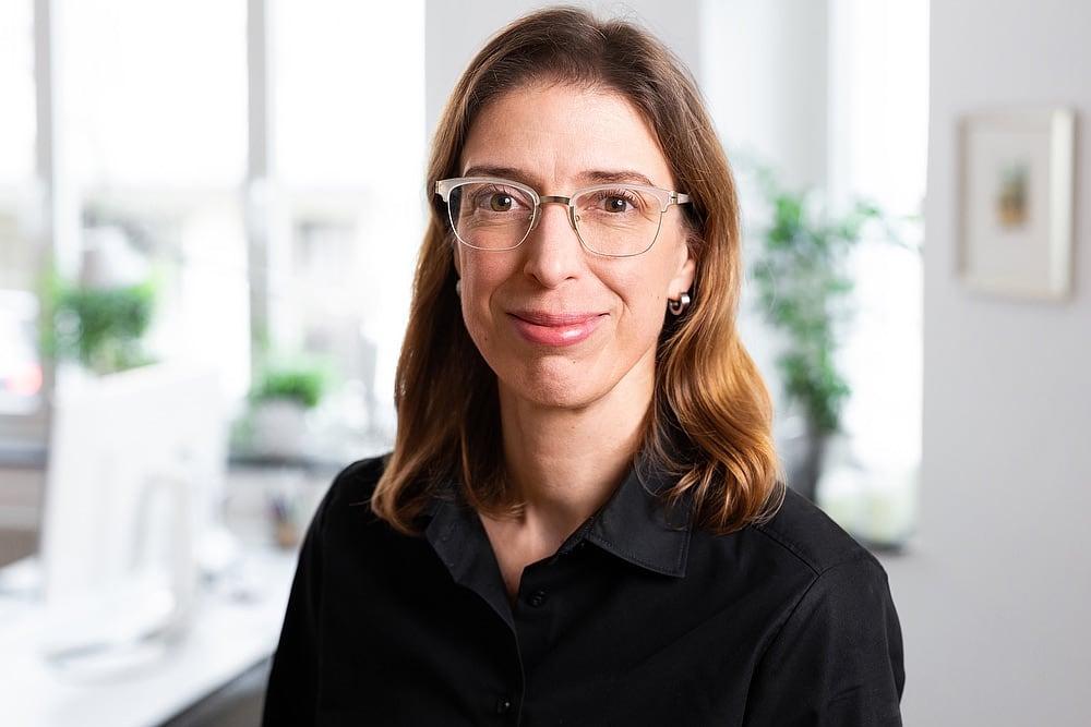 Petra Thorwesten, Social Media Managerin, Portraitfoto